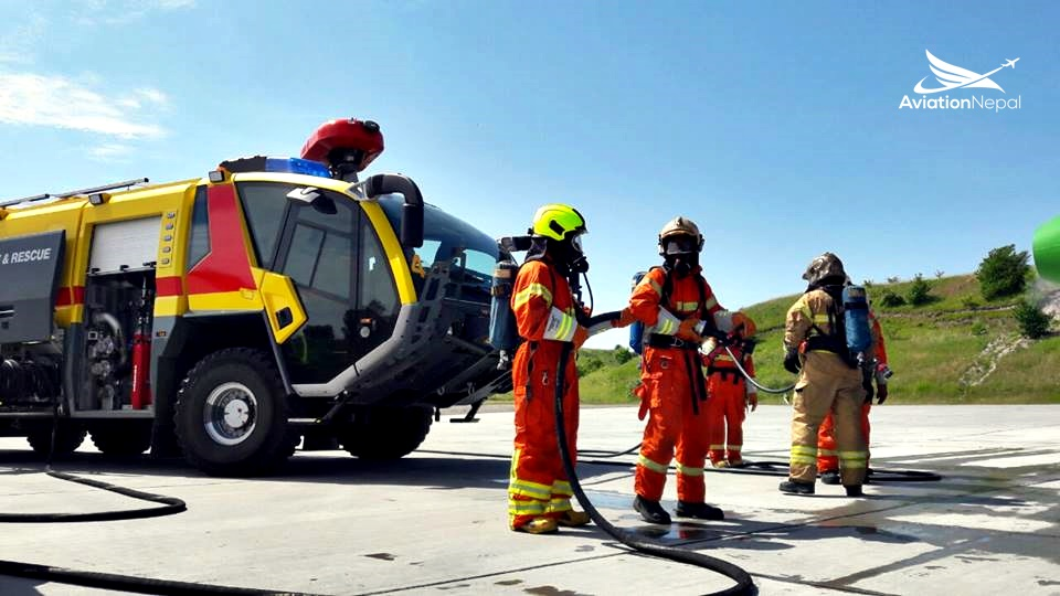 Aviation Rescue and Firefighters - aviationnepal