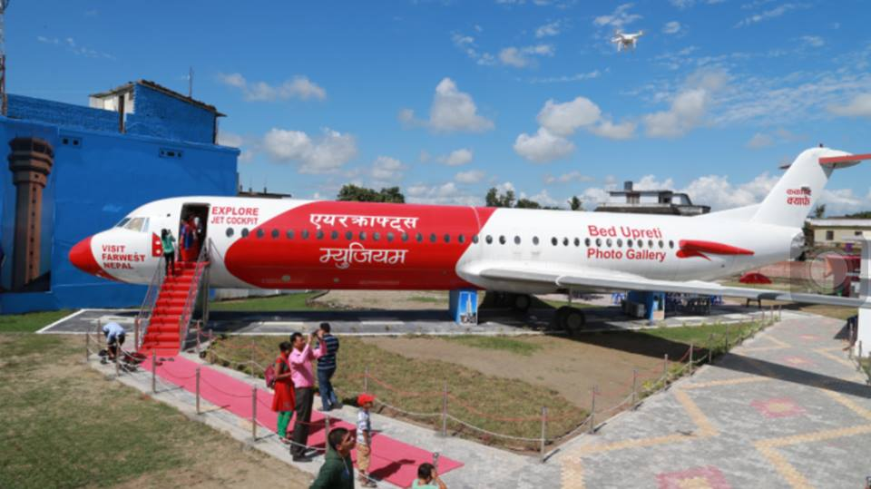 Aircraft Museum - Aviation Nepal
