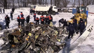 Russian AN-148 crash