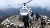 helicopter rescue scam nepal