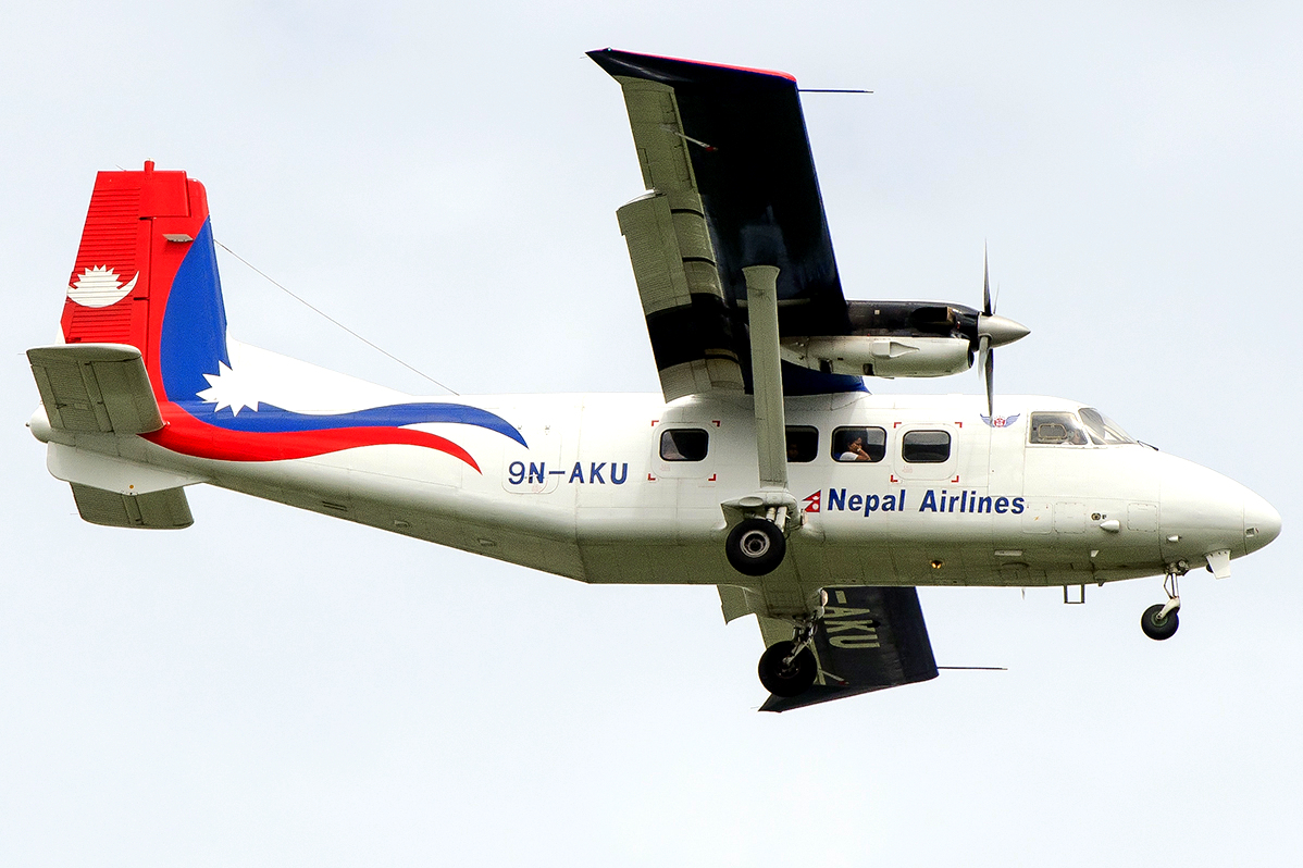 Nepal Airlines Y12E-Aviation Nepal