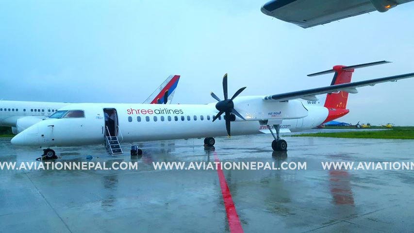 Shree Airlines - Aviation Nepal