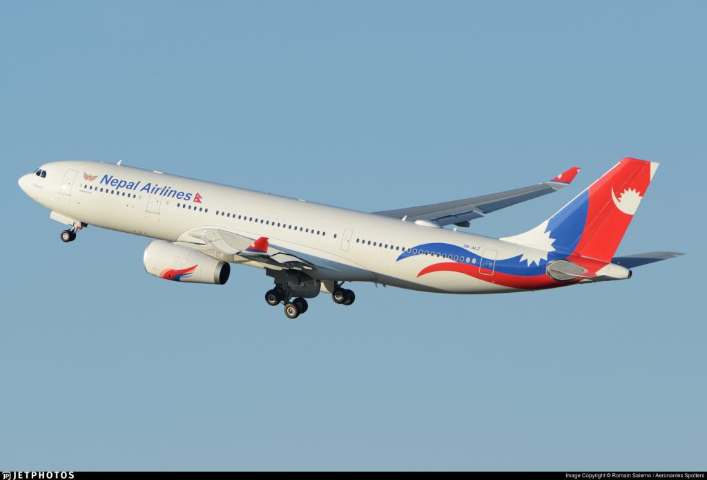 Nepal Airlines-Aviation Nepal