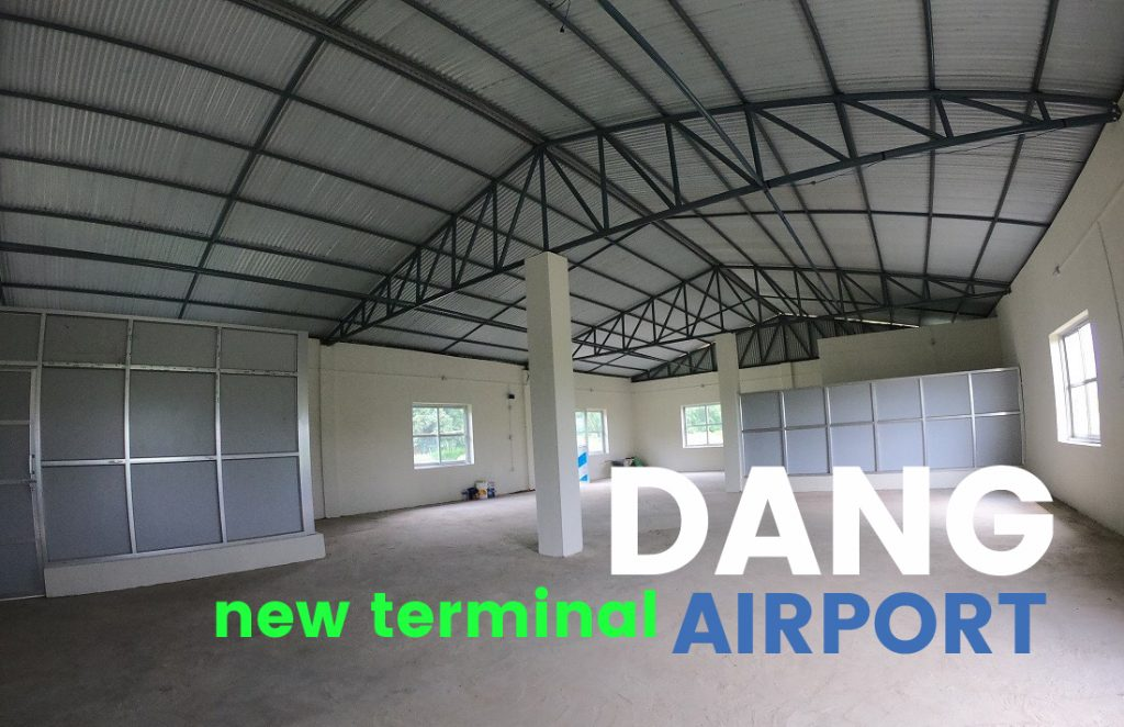 Dang Airport Terminal - Aviation Nepal