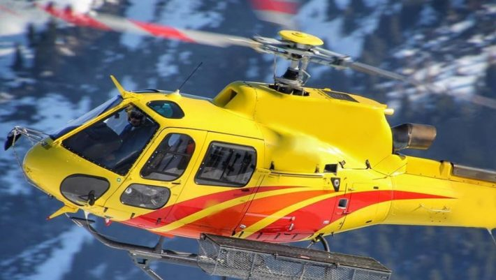 Annapurna Helicopters H125 - Aviation Nepal
