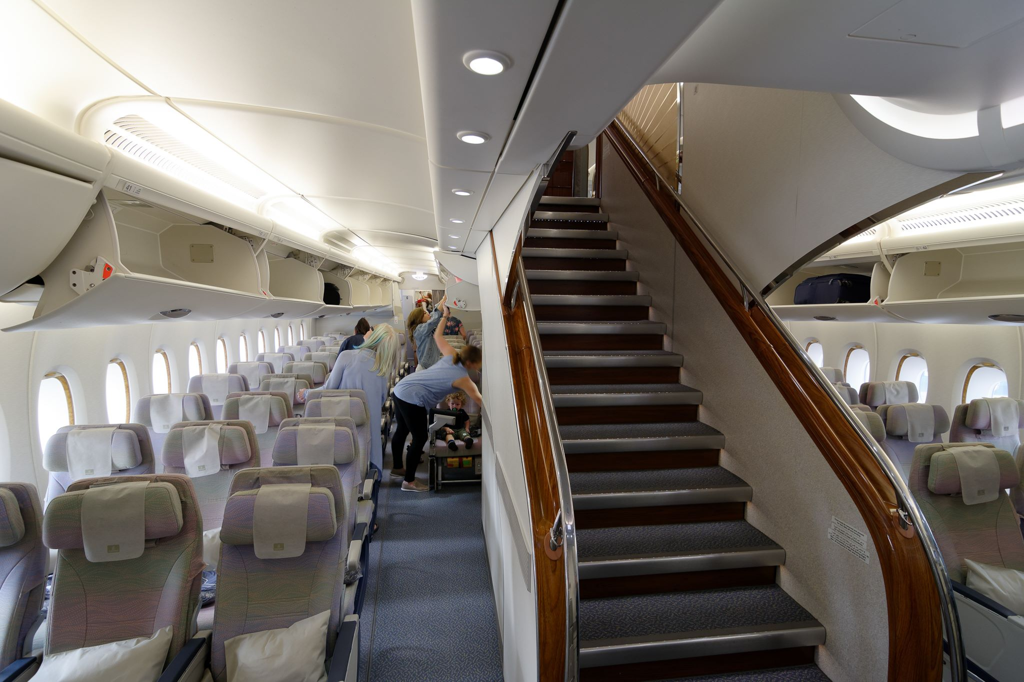 Amazing Emirates First Class And Business Class Full Review With Cost