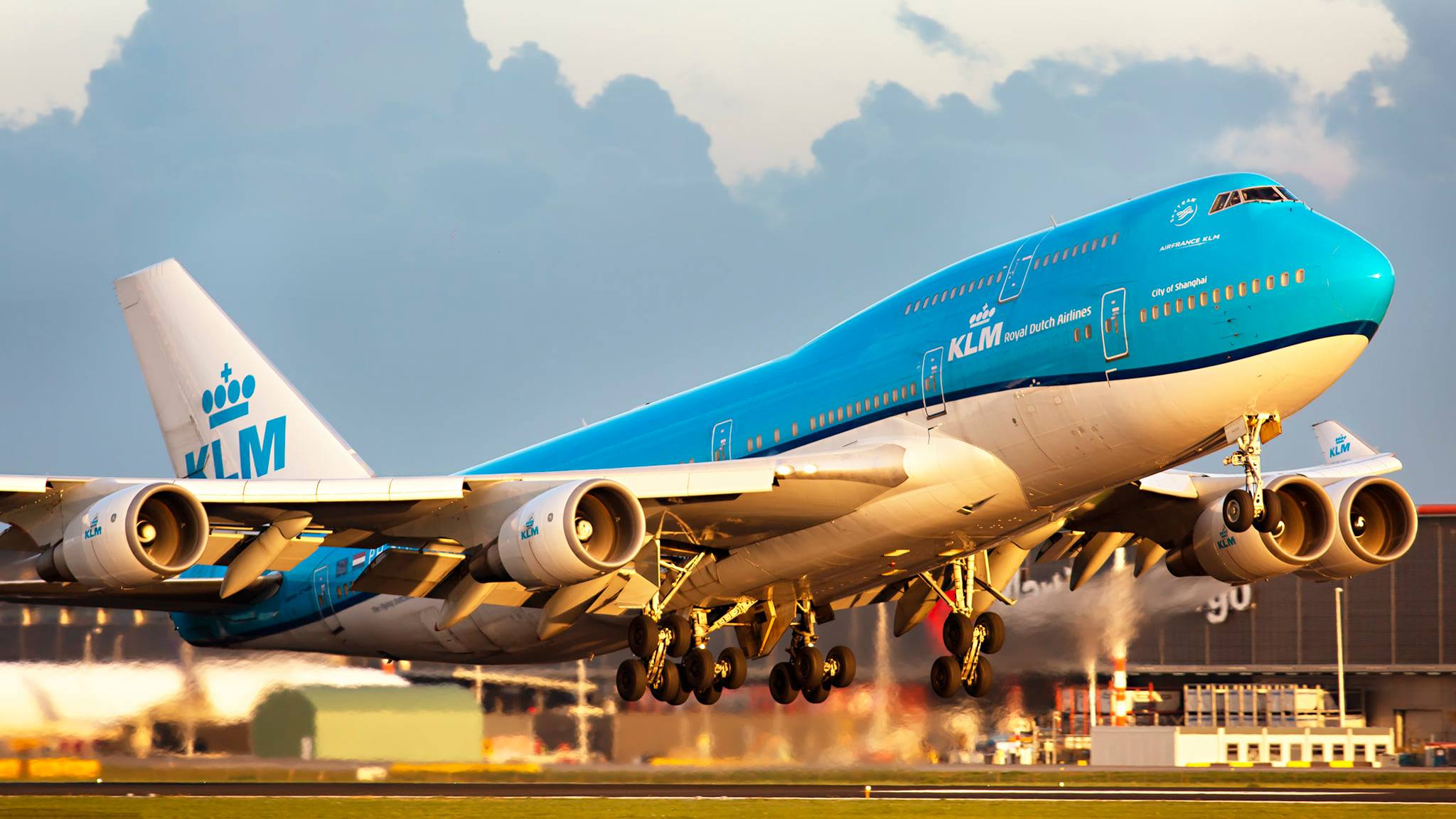 Farewell of KLM Boeing 747-400 jumbo jets set on Sunday